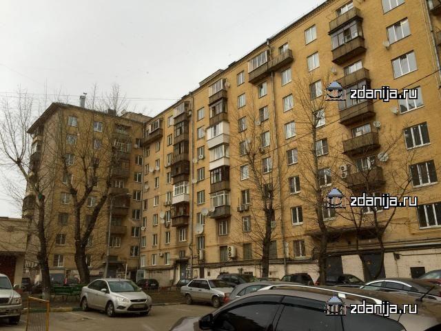 Москва, Гаврикова улица, дом 2/38, Серия II-08 (ЦАО, район Красносельский)