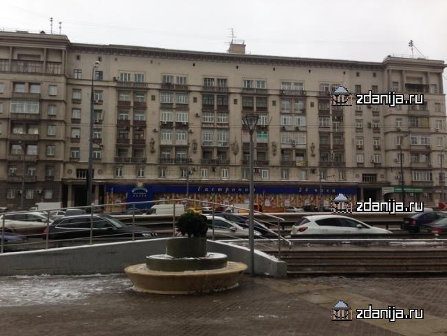 Москва, Беговая улица, дом 4 (САО, район Беговой)