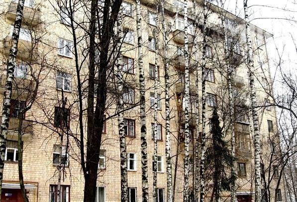Москва, улица Крупской, дом 8, корпус 3 (ЮЗАО, район Ломоносовский)