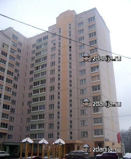 Москва, улица Героев Панфиловцев, дом 7, корпус 6, Серия П-46м (СЗАО, район Северное Тушино)