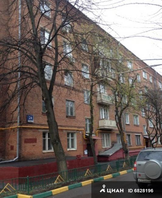 Москва, Сколковское шоссе, дом 24, Серия II-14 (ЗАО, район Можайский)