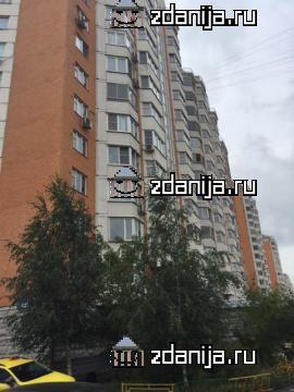 Москва, Краснодарская улица, дом 74, корпус 2, Серия П-44т (ЮВАО, район Люблино)