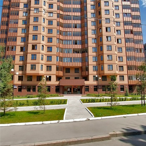 Москва, Университетский проспект, дом 16 (ЗАО, район Раменки)