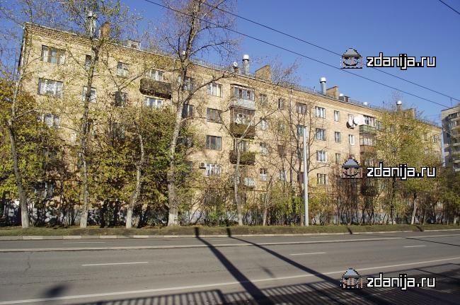 Москва, Ходынская улица, дом 14, Серия II-14 (ЦАО, район Пресненский)