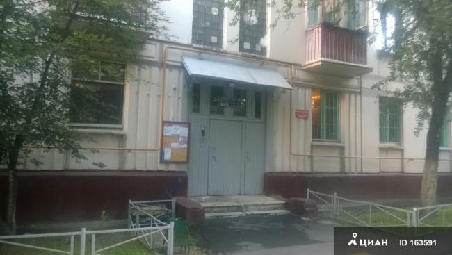 Москва, Нахимовский проспект, дом 54/26. Серия II-05 (ЮЗАО, район Академический)