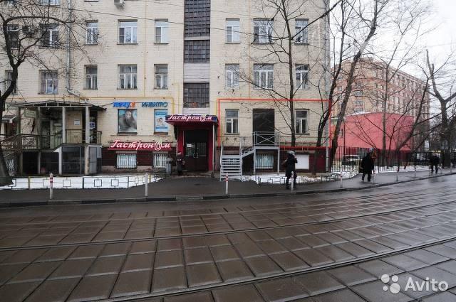 Москва, Большая Татарская улица, дом 3 (ЦАО, район Замоскворечье)