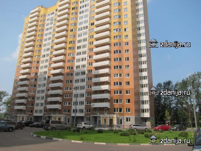 Москва, проспект Вернадского, дом 12, корпус 7 (ЗАО, район Раменки)