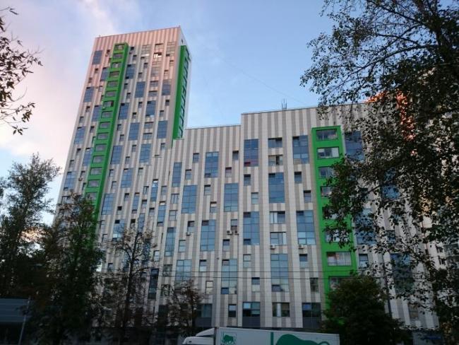 Москва, улица Герасима Курина, дом 42 (ЗАО, район Фили-Давыдково)