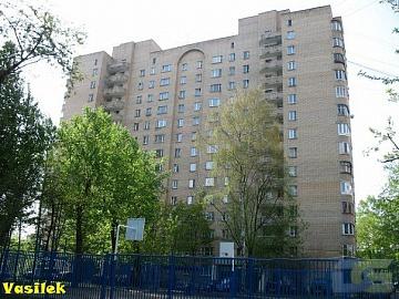 Москва, Болотниковская улица, дом 3, корпус 8 (ЮАО, район Нагорный)
