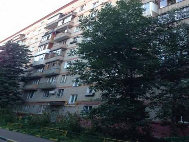 Москва, улица Панферова, дом 12 (ЮЗАО, район Ломоносовский)