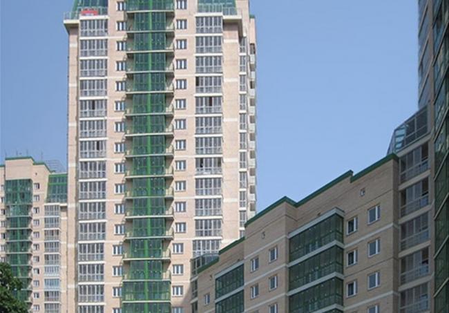 Москва, улица Бажова, дом 8 (СВАО, район Ростокино)