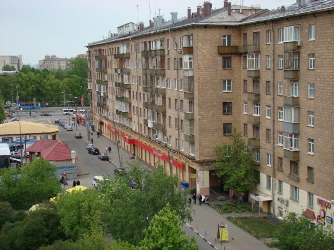 Москва, Ломоносовский проспект, дом 23 (ЮЗАО, район Гагаринский)