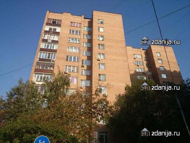 Москва, Мосфильмовская улица, дом 15 (ЗАО, район Раменки)