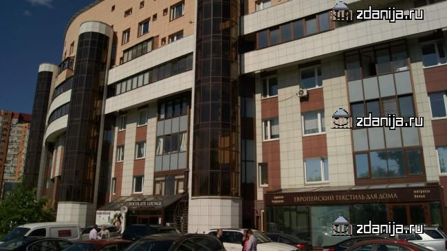 Москва, проспект Маршала Жукова, дом 59 (СЗАО, район Хорошево-Мневники)