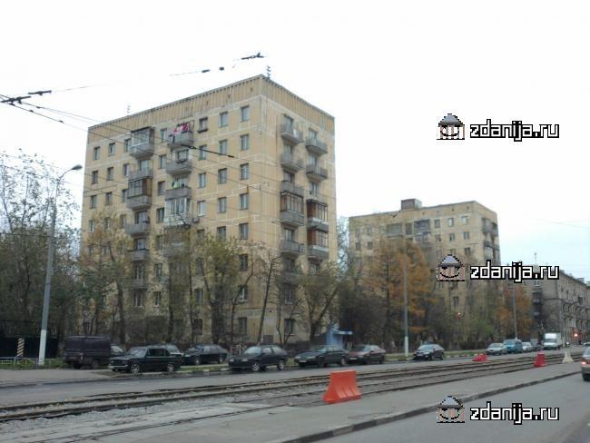 Москва, улица Ивана Бабушкина, дом 18, корпус 2, Серия  II-18-01/08 (ЮЗАО, район Академический)