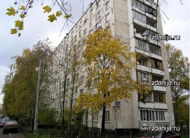 Москва, улица Вилиса Лациса, дом 9, корпус 3, Серия: II-49Д (СЗАО, район Северное Тушино)