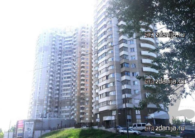 Москва, Каширское шоссе, дом 148, корпус 2 (ЮАО, район Орехово-Борисово Южное)