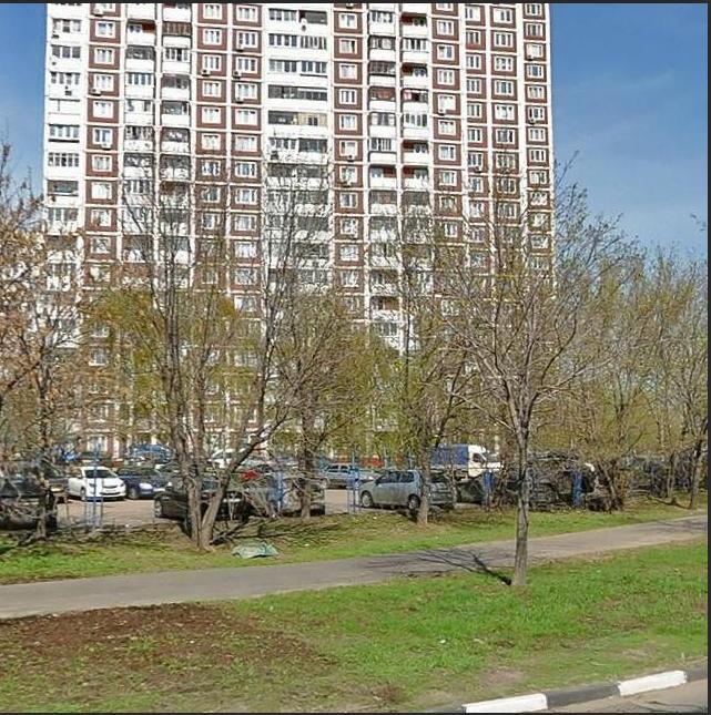 Москва, Каширское шоссе, дом 59, корпус 1, Серия КОПЭ (ЮАО, район Москворечье-Сабурово)