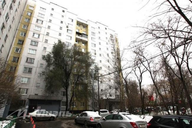 Москва, Строгинский бульвар, дом 14, корпус 3, Серия П-30 (СЗАО, район Строгино)