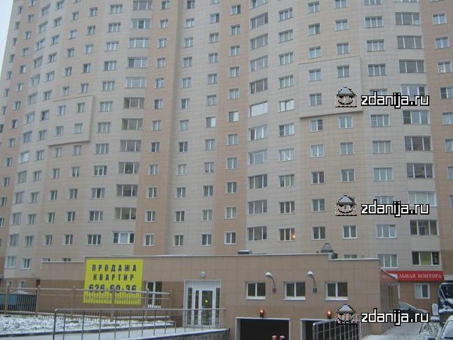 Москва, Кировоградская улица, дом 24 (ЮАО, район Чертаново Центральное)