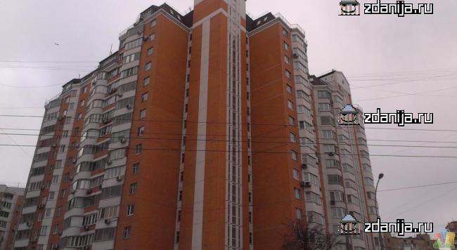 Москва, улица 1905 Года, дом 21 (ЦАО, район Пресненский)