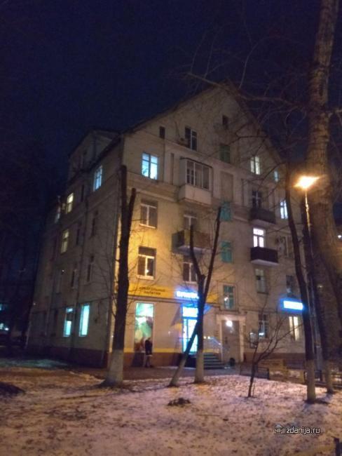 г. Москва, Улица Авиамоторная дом 31