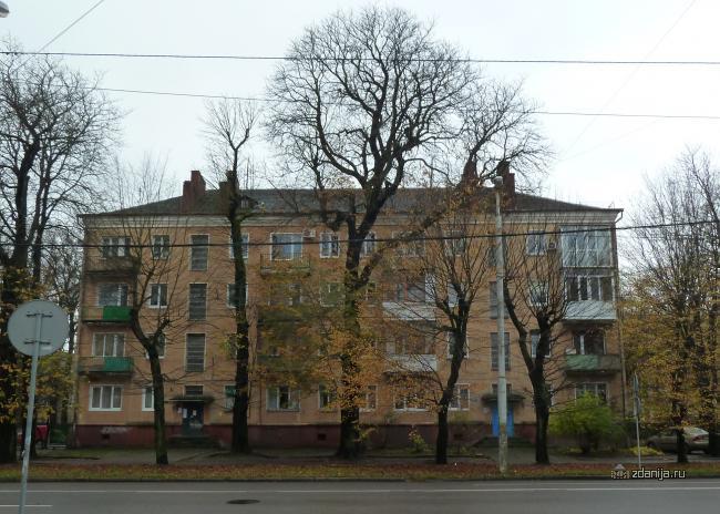 Серия 1-447C-2 г. Калининград (отр.адм.)