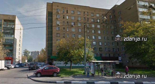 Москва, Краснобогатырская улица, дом 77 (ВАО, район Богородское)