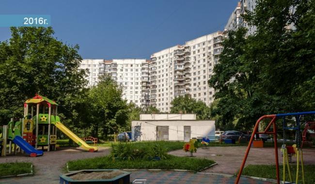 Москва, Новоясеневский проспект, дом 38, корпус 1, Серия - П-3 (ЮЗАО, район Ясенево)