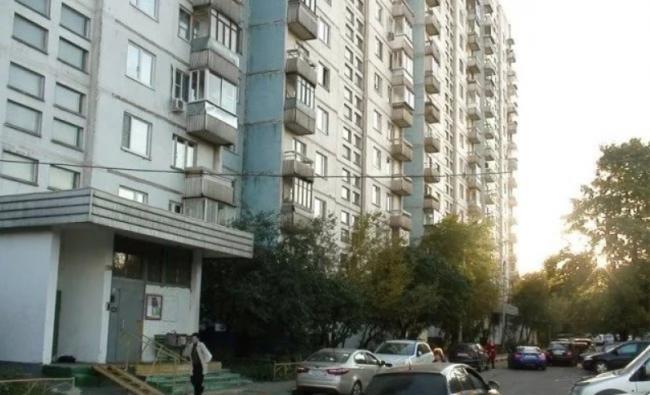 Москва, улица Мусы Джалиля, дом 42, корпус 1 (ЮАО, район Зябликово)