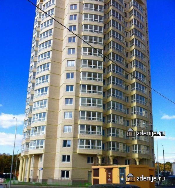 Москва, Краснобогатырская улица, дом 7 (ВАО, район Богородское)