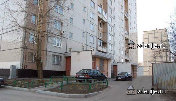 Москва, Краснобогатырская улица, дом 29, корпус 2, Серия П-46 (ВАО, район Богородское)