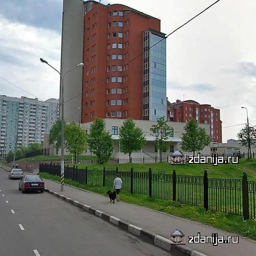 Москва, улица Островитянова, дом 10/1 (ЮЗАО, район Теплый Стан)