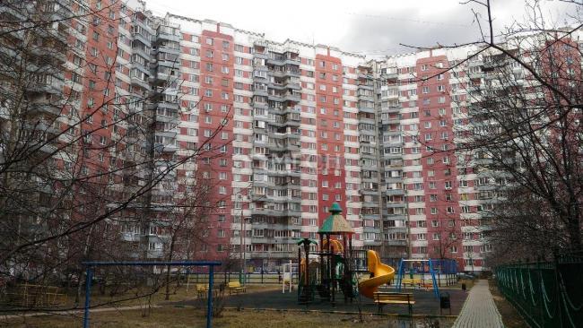 Москва, Суздальская улица, дом 18, корпус 1, Серия - П-3 (ВАО, район Новокосино)