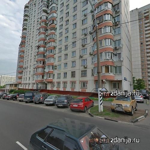 Москва, улица Островитянова, дом 11, Серия п3м (ЮЗАО, район Коньково)