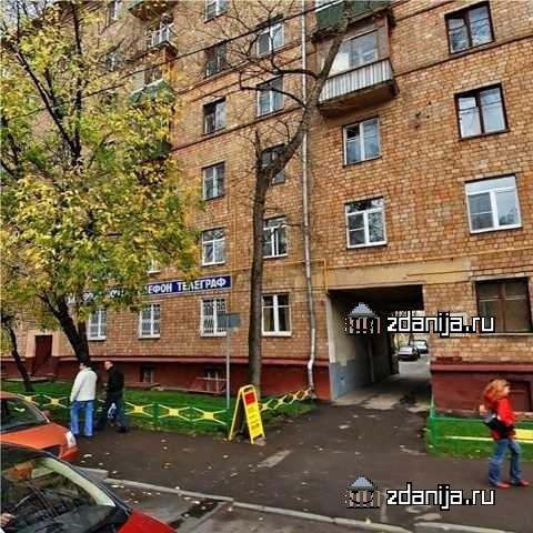 Москва, улица Александра Солженицына, дом 24 (ЦАО, район Таганский)