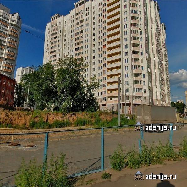 Москва,Краснобогатырская улица, дом 11 (ВАО, район Богородское)