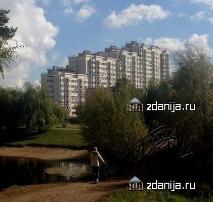 Москва, Курганская улица, дом 3 (ВАО, район Гольяново)