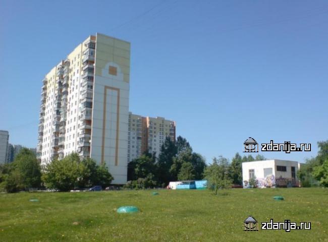 Москва, проезд Карамзина, дом 9, корпус 1, Серия - П-3 (ЮЗАО, район Ясенево)