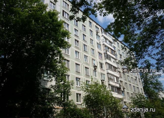 Москва, Большой Рогожский переулок, дом 15, Серия: II-49Д (ЦАО, район Таганский)