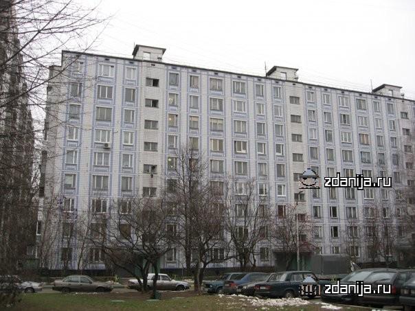 Москва, Ореховый бульвар, дом 41 (ЮАО, район Зябликово)