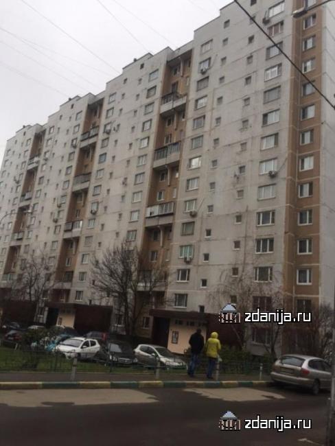 Москва, Солнцевский проспект, дом 23, корпус 1, Серия П-47 (ЗАО, район Солнцево)