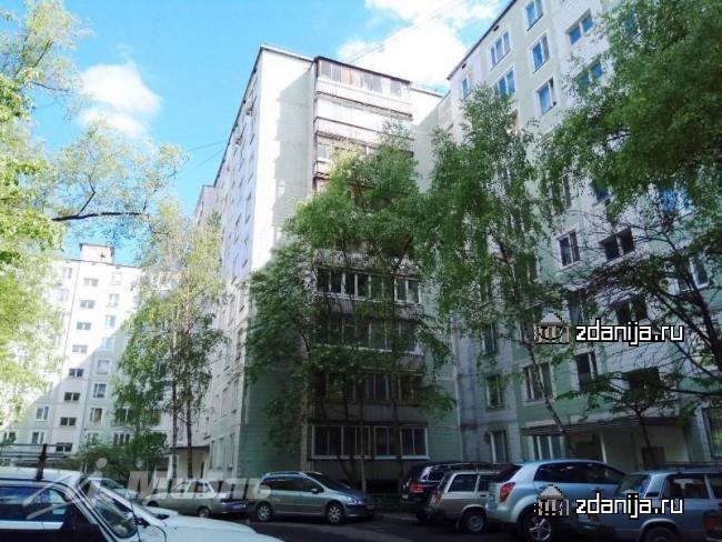 Москва, Голубинская улица, дом 19, Серия: II-49Д (ЮЗАО, район Ясенево)