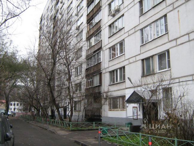 Москва, Большой Рогожский переулок, дом 10, корпус 1, Серия II-68 (ЦАО, район Таганский)
