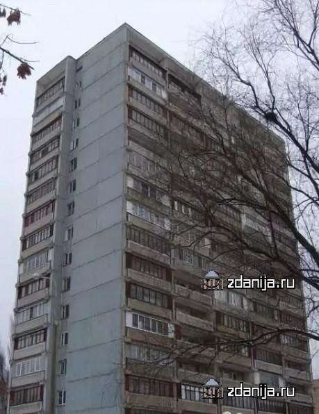 Москва, Ореховый проезд, дом 19, Серия II-68 (ЮАО, район Зябликово)