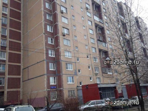 Москва, Суздальская улица, дом 26, корпус 1, Серия П-46 (ВАО, район Новокосино)