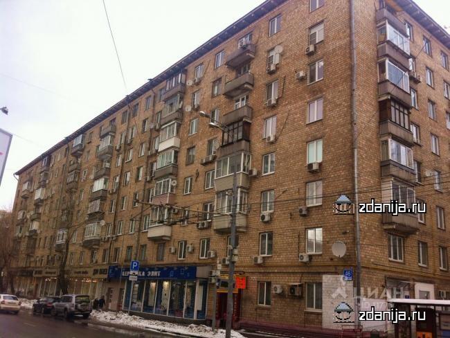 Москва, Нахимовский проспект, дом 46 (ЮЗАО, район Академический)
