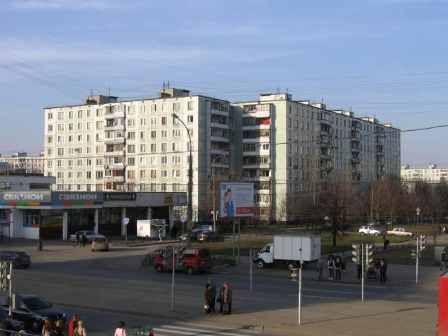 Москва, улица Маршала Катукова, дом 17, корпус 2, Серия: II-49Д (СЗАО, район Строгино)