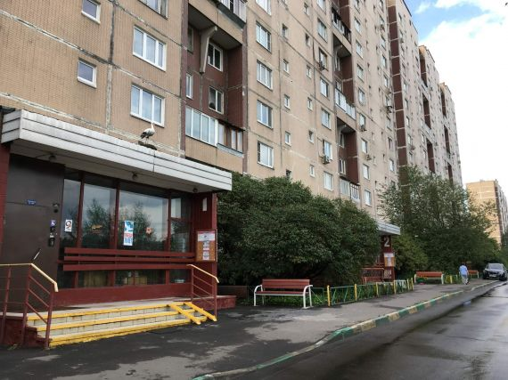 Москва, Курганская улица, дом 10, Серия П-46 (ВАО, район Гольяново)