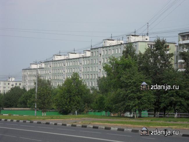 Москва, улица Рокотова, дом 7, корпус 2, Серия: II-49Д (ЮЗАО, район Ясенево)
